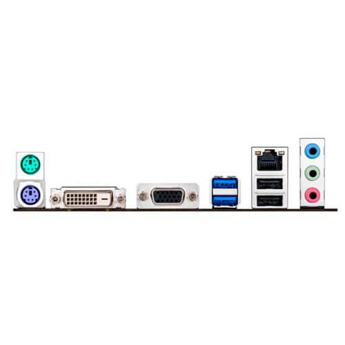 PLACA ASUS H81M-R/C/SI INTEL1150 2DDR3 DVI SATA3 USB3.0 MATX   Quonty.com   90MB0JY0-M0ECY1