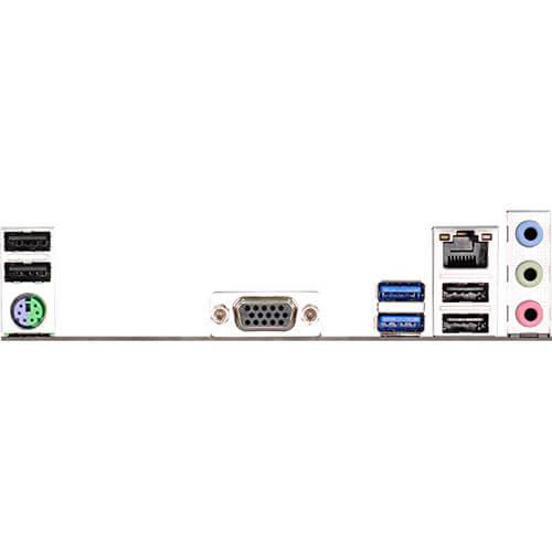 PLACA ASROCK H81M-VG4 R2.0 INTEL1150 2DDR3 VGA SATA3 USB3.0 MATX | Quonty.com | 90-MXGV40-A0UAYZ