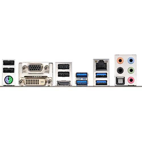 PLACA ASROCK H97 PERFORMANCE FATAL1TY INTEL1150 4DDR3 HDMI PCX3.0 SATA3 USB3.0 ATX   Quonty.com   90-MXGTU0-A0UAYZ