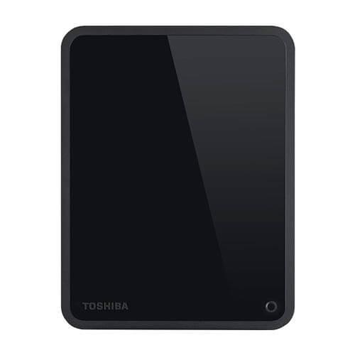 HDD TOSHIBA EXTERNO 3.5'' 3TB USB3.0 CANVIO FOR DESKTOP NEGRO | Quonty.com | HDWC330EK3JA