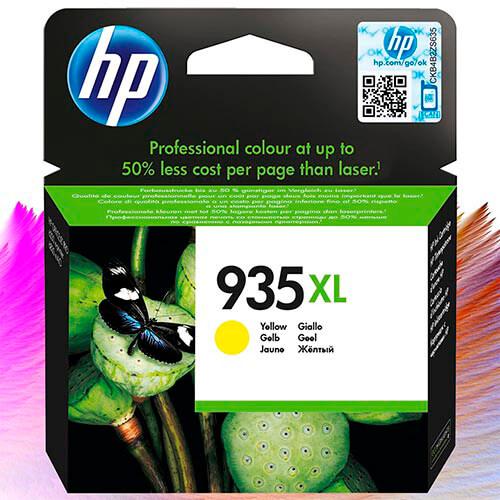 TINTA HP C2P26AE Nº 935XL AMARILLO | Quonty.com | C2P26AE