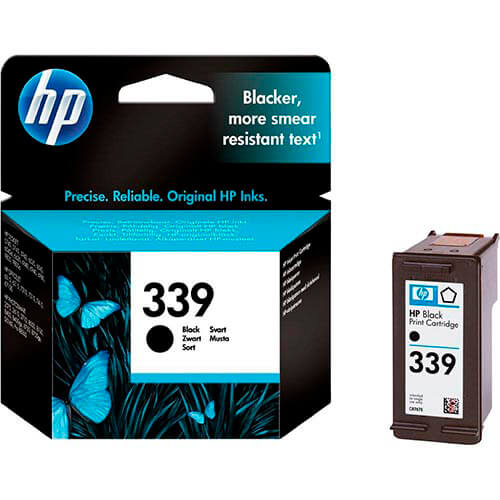 TINTA HP C8767E Nº 339 NEGRO | Quonty.com | C8767EE
