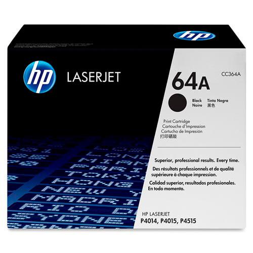 TONER HP CC364A Nº64A NEGRO 10.000PAG | Quonty.com | CC364A