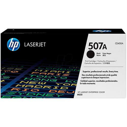 TONER HP CE400A Nº507A NEGRO 5.500PAG | Quonty.com | CE400A