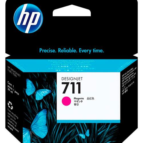 TINTA HP CZ131A Nº 711 MAGENTA 29 ML. | Quonty.com | CZ131A