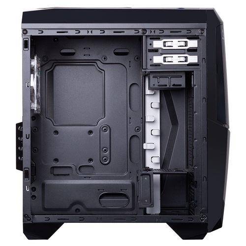 Caja Semitorre/Matx Hiditec Ng-X1 Usb3.0 Negro | Quonty.com | CHA010004