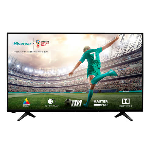 TV LED HISENSE H32A5100 32'' HD 1366x768 60Hz | Quonty.com | 32A5100