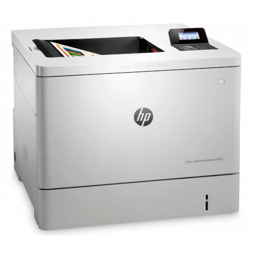 Impresora Laser Color Hp Lasercolor Enterprise M553dn | Quonty.com | B5L25A