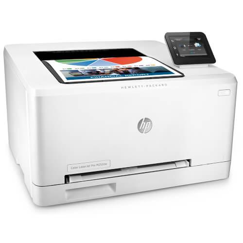 HP COLOR LASERJET PRO M252DW | Quonty.com | B4A22A