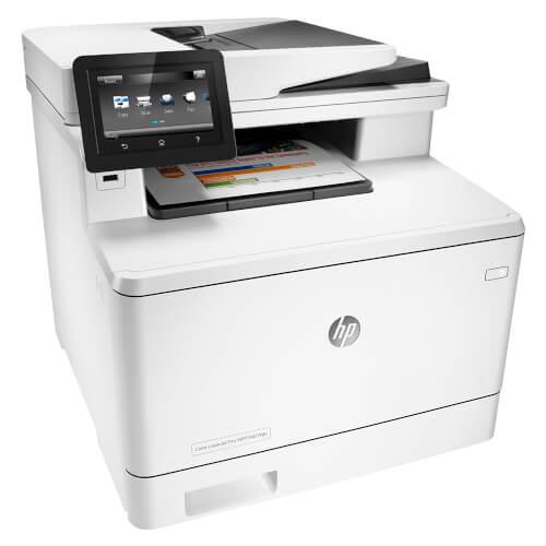 MULTIFUNCION HP CON FAX LASERCOLOR PRO M477FDN NEGRO 28PPM/COLOR 28PPM 600X600PX | Quonty.com | CF378A