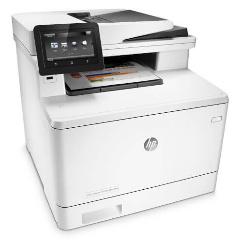 MULTIFUNCION HP CON FAX LASERCOLOR PRO M477FDW WIFI NEGRO 28PPM/COLOR 28PPM 600X600PX | Quonty.com | CF379A