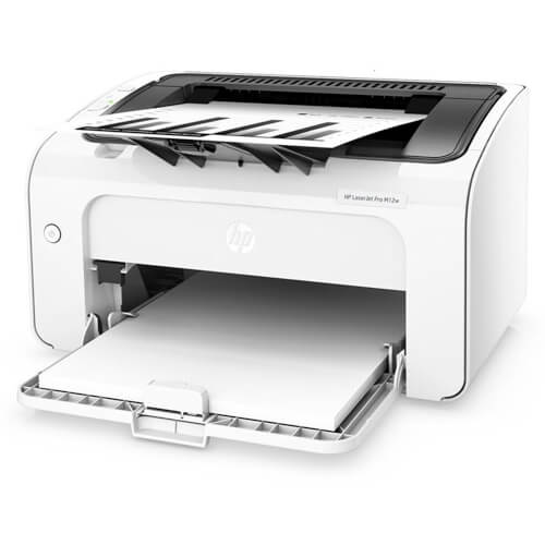 IMPRESORA LASER MONOCROMO HP LASERJET PRO M12W WIFI 18PPM 600PX | Quonty.com | T0L46A