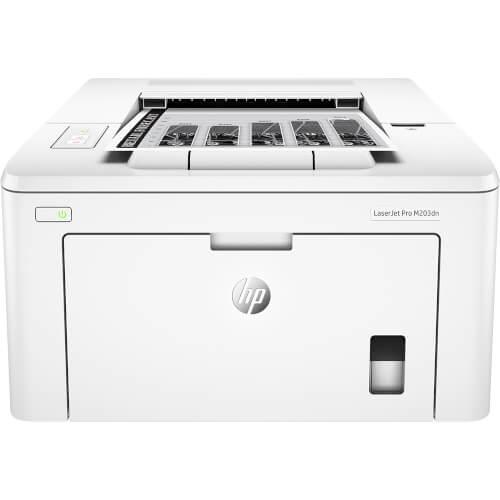 IMPRESORA LASER MONOCROMO HP LASER PRO M203DN 28PPM 1200x1200PX | Quonty.com | G3Q46A