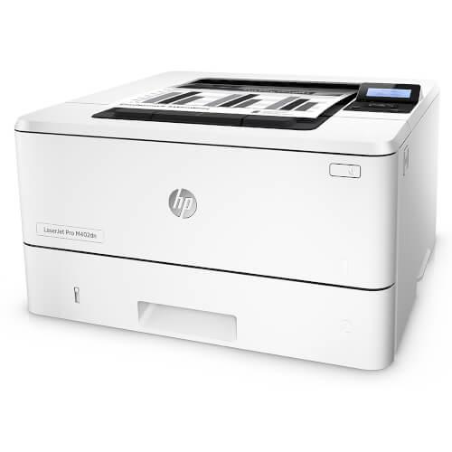 IMPRESORA LASER MONOCROMO HP LASERJET PRO M402DN ETHERNET 38PPM 1200PX | Quonty.com | C5F94A