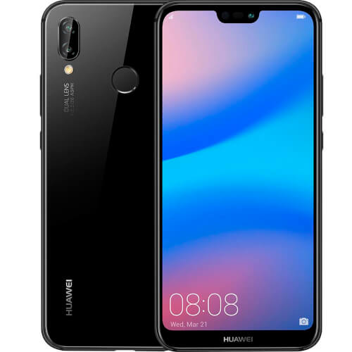 SMARTPHONE HUAWEI P20 LITE 5.84'' OCTACORE 4GB/64GB 4G | Quonty.com | 51092FTN