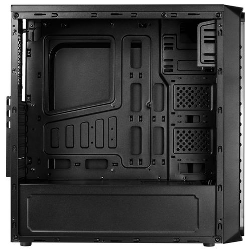 CAJA SEMITORRE AEROCOOL SI-5200 S/FUENTE USB3.0 LED RGB ATX | Quonty.com | SI5200RGB