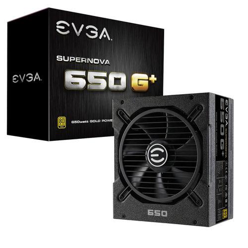 FUENTE EVGA 650W 80+GOLD MODULAR ATX | Quonty.com | 120-GP-0650-X2