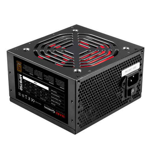 Fuente Mars Gaming 750w 80plus Bronze Atx | Quonty.com | MPB750