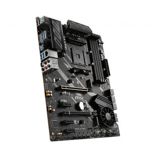 Placa Msi X570-A Pro Amd Am4 Atx | Quonty.com | 911-7C37-003