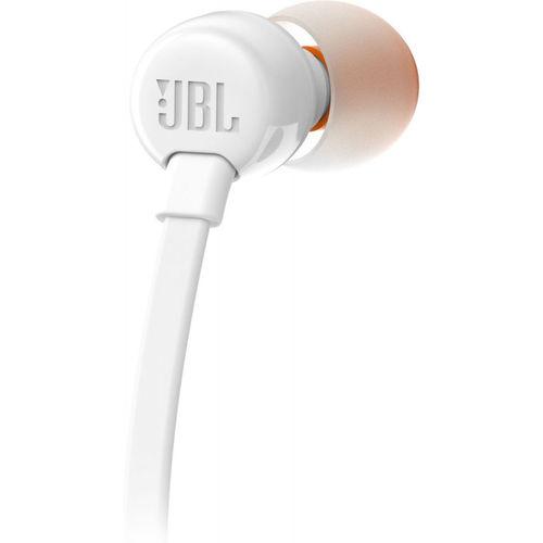 Auriculares Jbl T110 Blanco | Quonty.com | JBLT110WHT