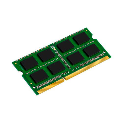 MEMORIA KINGSTON SO-DIMM DDR3 4GB 1333HZ CL9 1.5V SR | Quonty.com | KVR13S9S8/4
