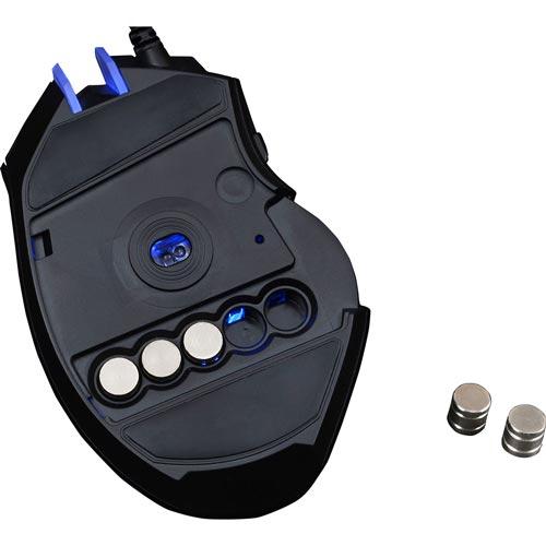 RATON THE G-LAB KULT 200 OPTICO 4000DPI USB NEGRO | Quonty.com | KULT200
