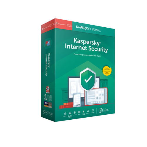 Antivirus Kaspersky Internet Security Multidevice 2019 | Quonty.com | KL1939S5DFS-9LTD