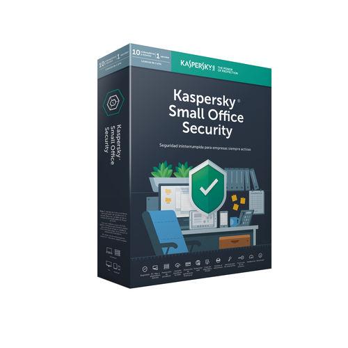 Antivirus Kaspersky Small Office V6 - 10 Dispositivos | Quonty.com | KL4535X5KFS-9ES