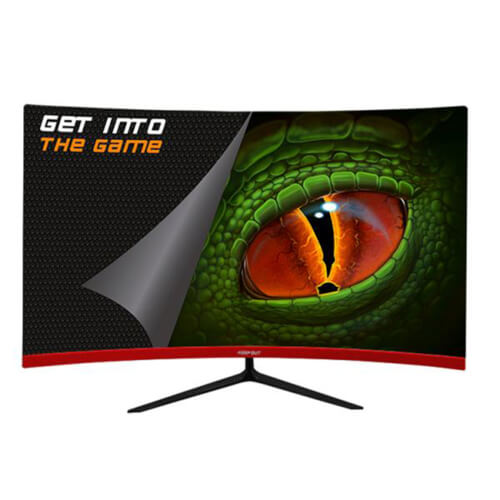 "MONITOR GAMING CURVO KEEP-OUT XGM27C+ - 27""/68. 