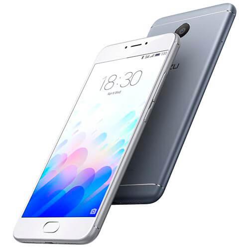 SMARTPHONE MEIZU M3 NOTE 5.5''FHD OCTACORE 3GB/32GB 4G 13MPX DUALSIM A5.1 BLANCO/PLATA | Quonty.com | L681H-3/32SW