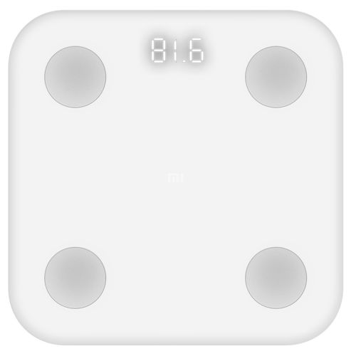 BASCULA DE BAÑO XIAOMI MI BODY COMPOSITION SCALE | Quonty.com | LPN4013GL