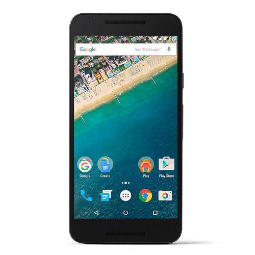 SMARTPHONE LG NEXUS 5X QUARTZ 5,2''FHD HEXACORE 2GB/32GB 4G 5/12,3MPX ANDROID 6.0 NEGRO/BLANCO   Quonty.com   LGH791.A3ESWH