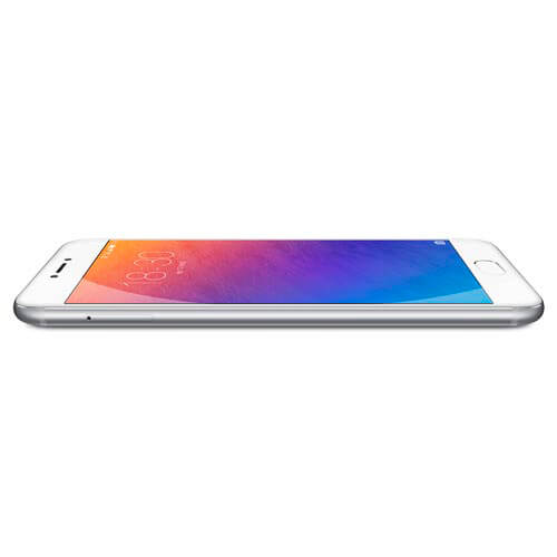 SMARTPHONE MEIZU PRO6 5,2''FHD DECACORE 4GB/32GB 4G 5/21,16MPX DUALSIM FLYME BLANCO/PLATA | Quonty.com | M570H-4/32SW