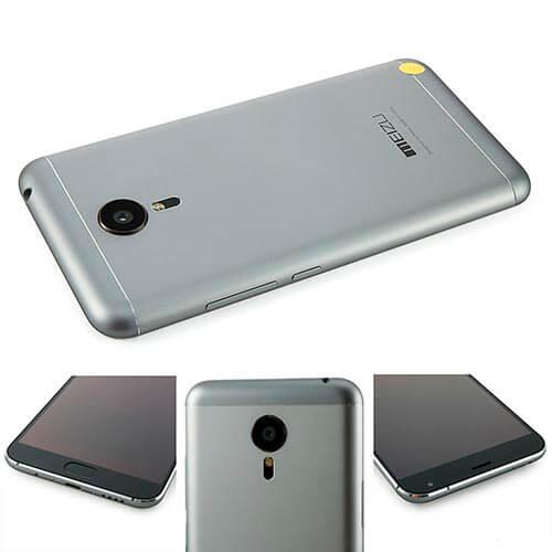 SMARTPHONE MEIZU MX5 5.5''FHD OCTACORE 3GB/16GB 4G 5/20.7MPX DUALSIM A5.0 GRIS   Quonty.com   M575H16GBGRAY