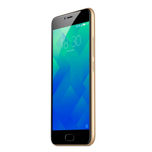 SMARTPHONE MEIZU M5 5,2''HD OCTACORE 2GB/16GB 4G 5/13MPX DUALSIM FLYME5.5 GOLD | Quonty.com | M611H-2/16G