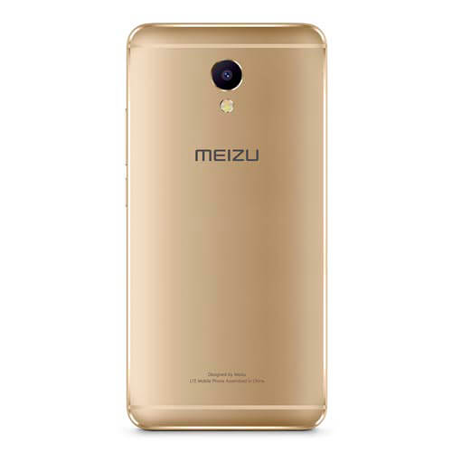 SMARTPHONE MEIZU M5 NOTE 5.5''FHD 3GB/32GB 4G ORO/BLANCO | Quonty.com | M621H-3/32GW