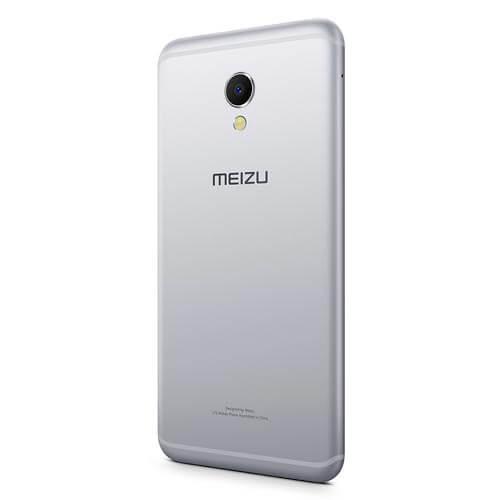 SMARTPHONE MEIZU MX6 5,5''FHD DECACORE 4GB/32GB 4G 5/12MPX DUALSIM BLANCO/PLATA | Quonty.com | M685H-32SW