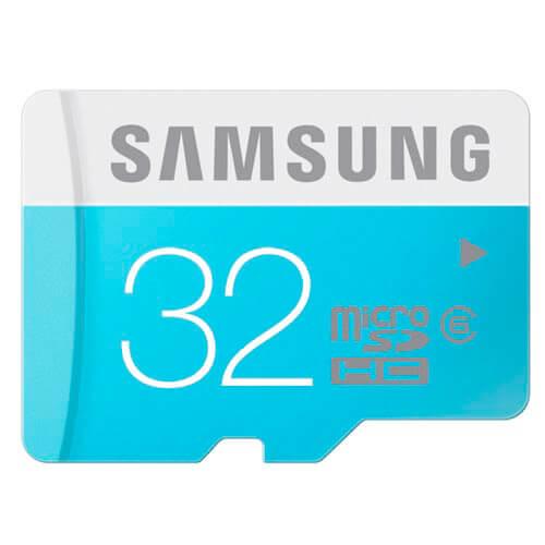 MICROSD SAMSUNG 32GB CL6   Quonty.com   MB-MSBGB/EU
