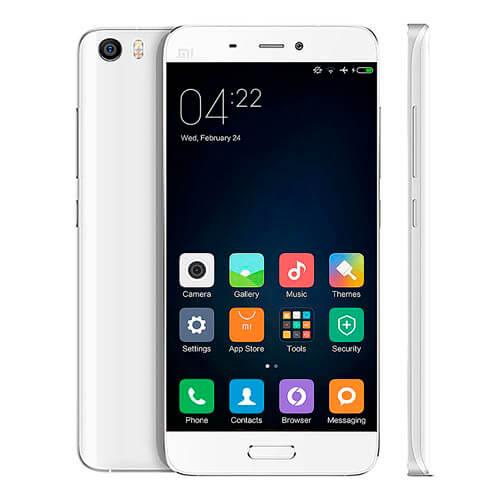 SMARTPHONE XIAOMI MI5 5,15'' QC 3GB/32GB 4G 4/16MPX BLANCO | Quonty.com | MI5