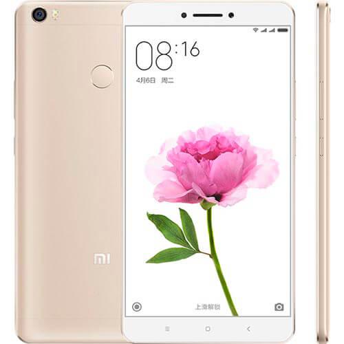 SMARTPHONE XIAOMI MAX 6,44''FHD HEXACORE 3GB/32GB 4G-LTE 5/16MPX DUALSIM A6.0 BLANCO/DORADO | Quonty.com | MIMAX-GOLD