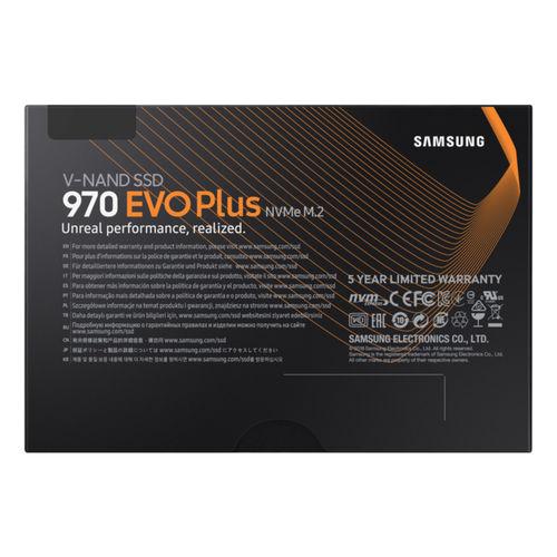 Disco Duro Ssd Samsung M.2 250gb Sata3 970 Evo Plus | Quonty.com | MZ-V7S250BW