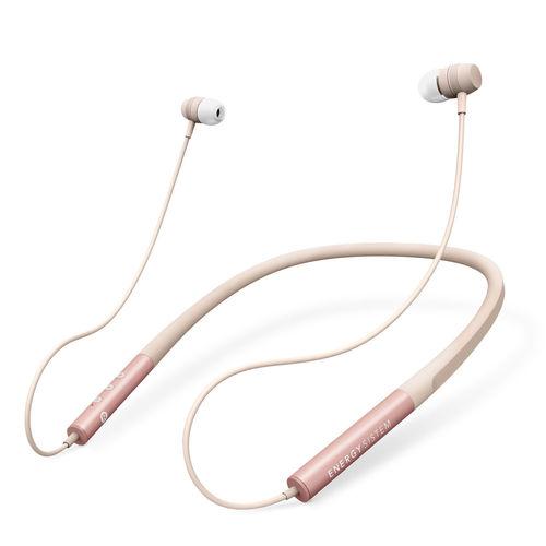Auriculares Energy Sistem Bluetooth Oro Rosa | Quonty.com | 445608