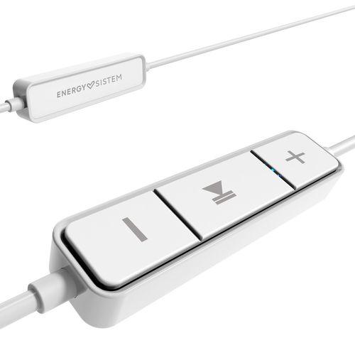 Auricular Energy Sistem Bluetooth Blanco | Quonty.com | 446919