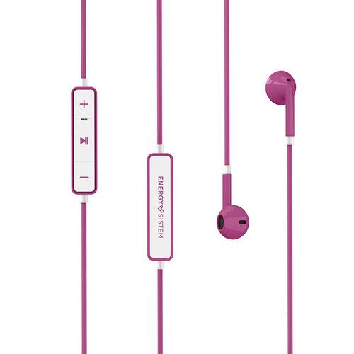 Auricular Energy Sistem Bluetooth Morado   Quonty.com   446926