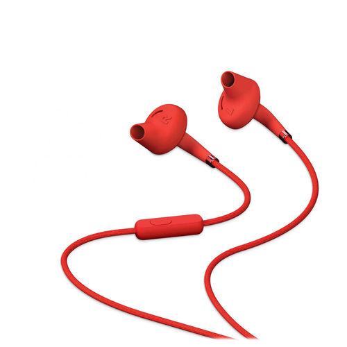 Auriculares Energy Sistem Style 2+ Rojo | Quonty.com | 447176