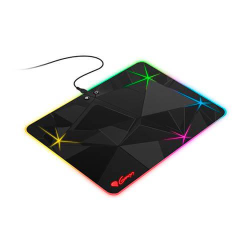 ALFOMBRILLA GENESIS BORON 700 GAMING LED | Quonty.com | NPG-0886