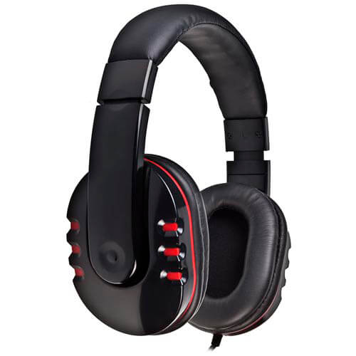 AURICULARES C/MICROFONO GENESIS H11 GAMING MINI JACK 3.5 | Quonty.com | NSG-0467