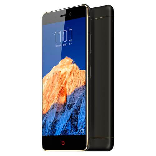 SMARTPHONE NUBIA N1 5,5''FHD OCTACORE 3GB/64GB 4G 13/13MPX DUALSIM A6.0 NEGRO/ORO | Quonty.com | NX541J