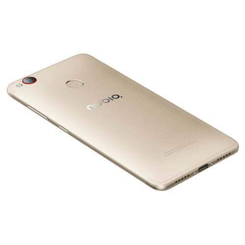 SMARTPHONE NUBIA Z11MINIS 5,2''FHD OCTACORE 4GB/64GB 4G 13/23MPX A5.1 DUALSIM GOLD | Quonty.com | NX549J-GOLD