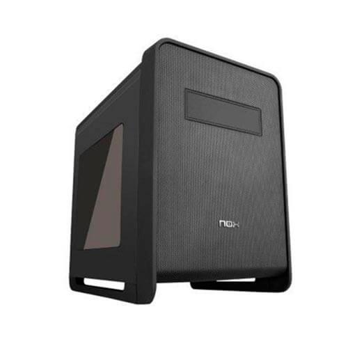 CAJA CUBO/MICRO ATX NOX COOLBAY CX USB3.0 METAL | Quonty.com | NOXCOOLBAYCX